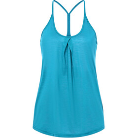 Black Diamond Friction Top sin Mangas Mujer, fjord blue